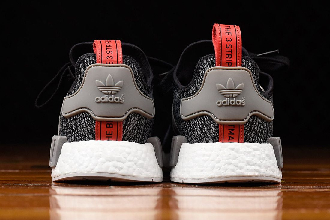 Adidas Nmd R1 Glitch Pack 4