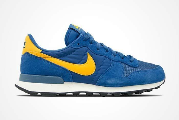Nike Internationalist Court Blue 1