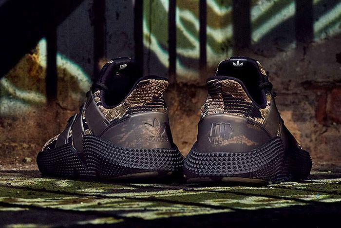 Undftd X Adidas Prophere 3