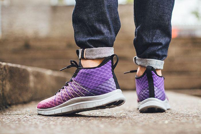 Nike Free Hypervenom Fc Purple Gradient3