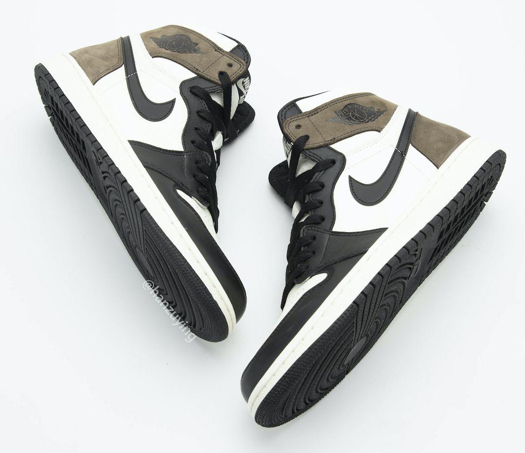 Air Jordan 1 'Dark Mocha'