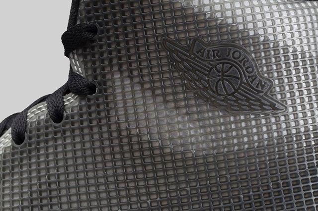 Air Jordan 4Lab1 Black Reflect Silver 4