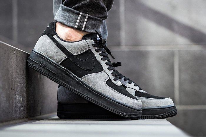 Nike Air Force 1 Dark Grey 1