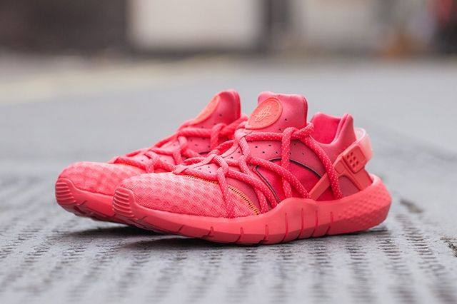 Nike Huarache Nm All Red Bumper 4