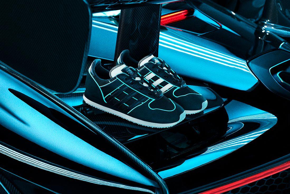 Limited Edt x adidas EQT Race Walk