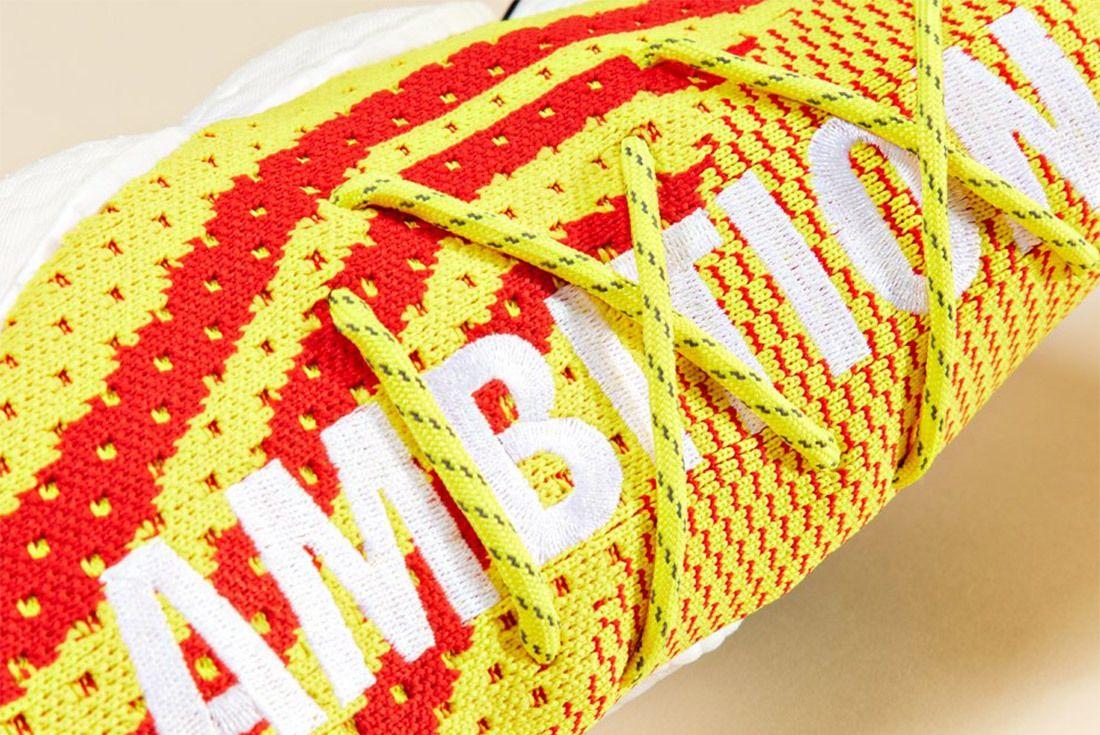 Adidas Pharrell Williams Boost You Wear Ambition 4