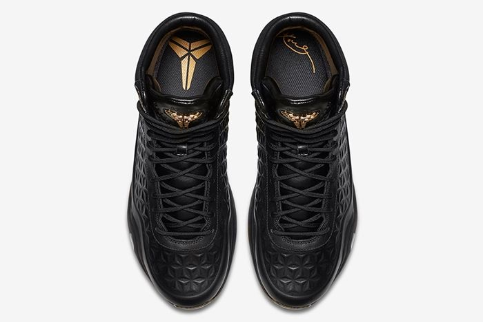 Nike Kobe X High Ext Black Gum 2