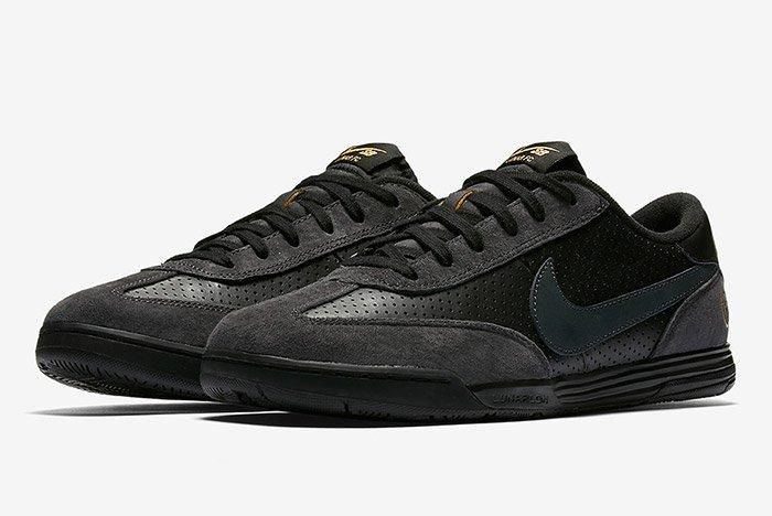 Ftc Nike Sb Lunar Fc Classic Black 6