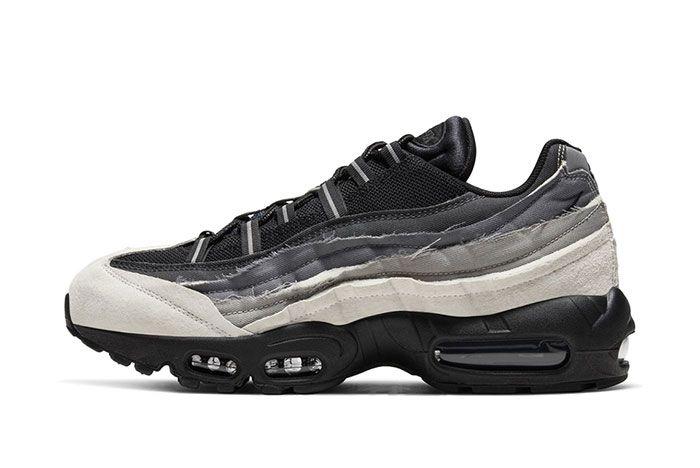 Comme Des Garcon Nike Air Max 95 Left