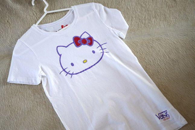 Hello Kitty Vans Summer 2012 16 1
