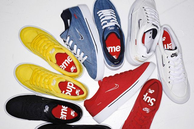Supreme Nike Sb Gts1
