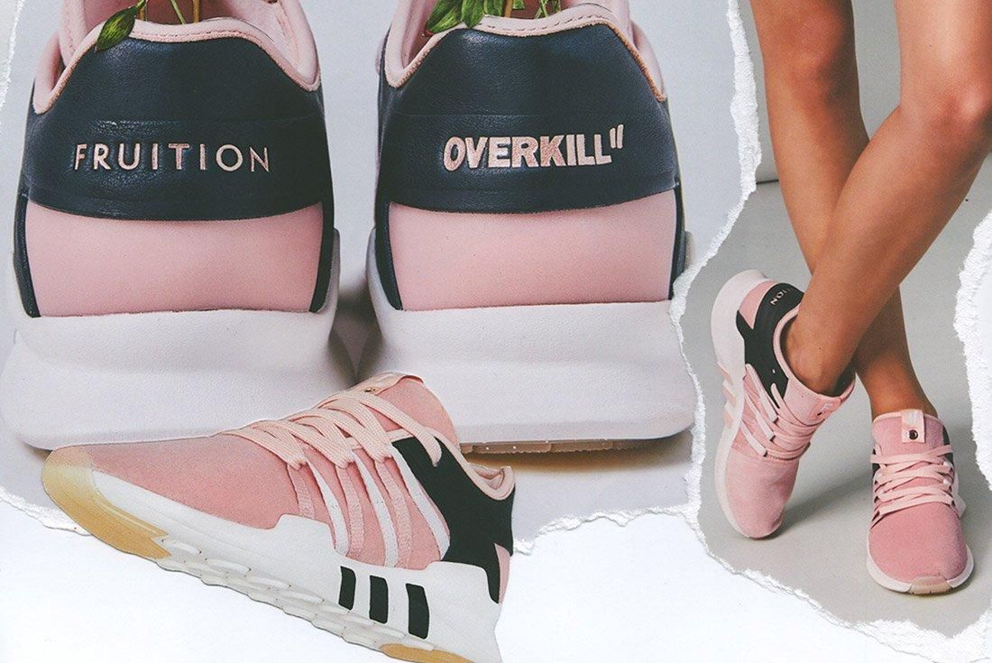 Adidas Consortium Exchange Overkill Fruition 5