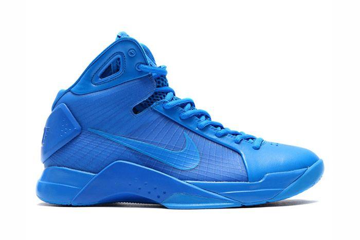 Nike Hyperdunk 2008 Retro Neon Pack Photo Blue 5