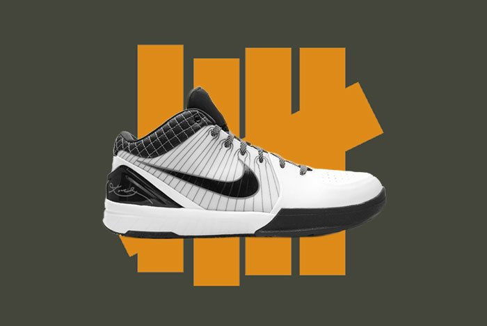 Undefeated Nike Kobe 4 Protro