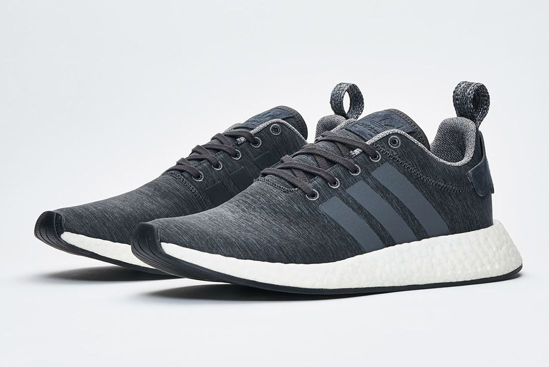 Adidas Nmd R2 Grey Melange Pack Sneakersnstuff Exclusive5