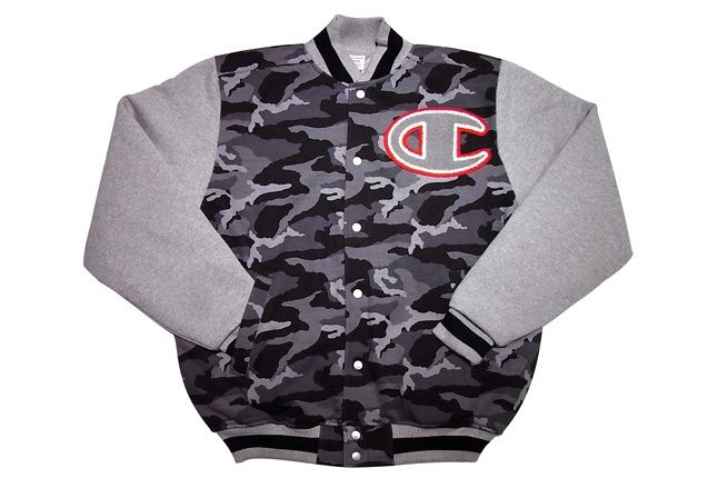 Letterman Jacket With Quilted Liner 999 1