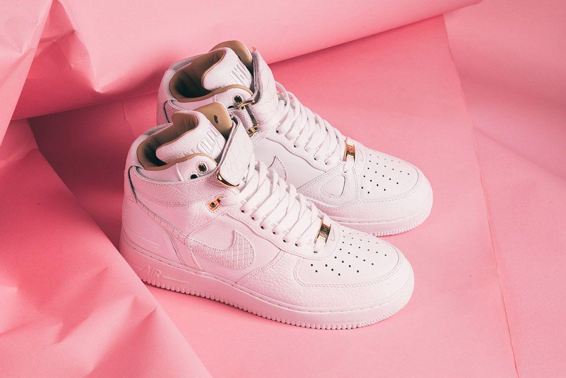 Nike Air Force 1 Af100 Collection Closer Look Sneaker Freaker 20