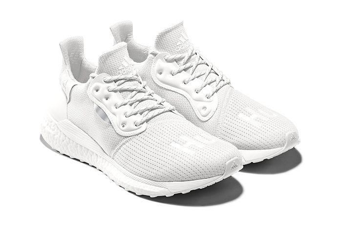 Pharrell Adidas Solarhu Greyscale Pack White Ef2378 Release Date Pair