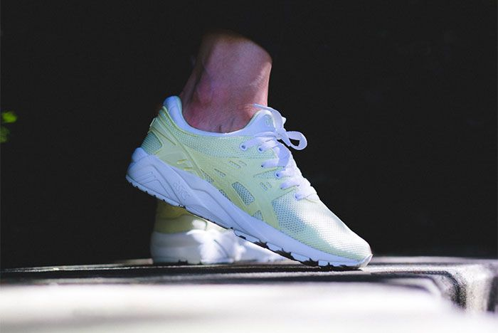 Asics Gel Kayano Evo Tender Yellow 3
