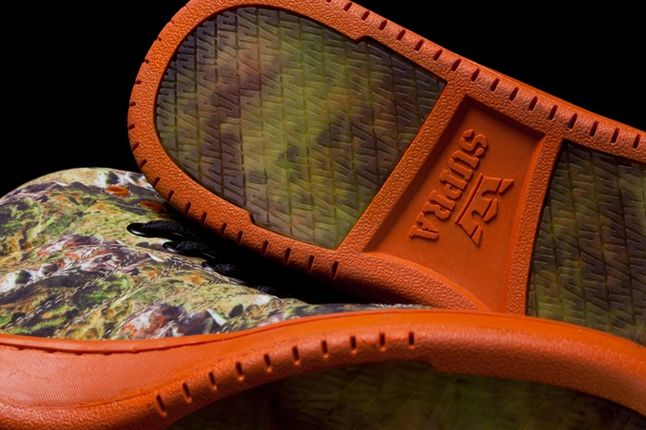 Lilwayne Supra Vice Orange Sole Detail 1