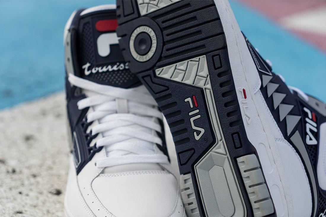 Fila Tourissimo 2018 Retro Sneaker Freaker 3