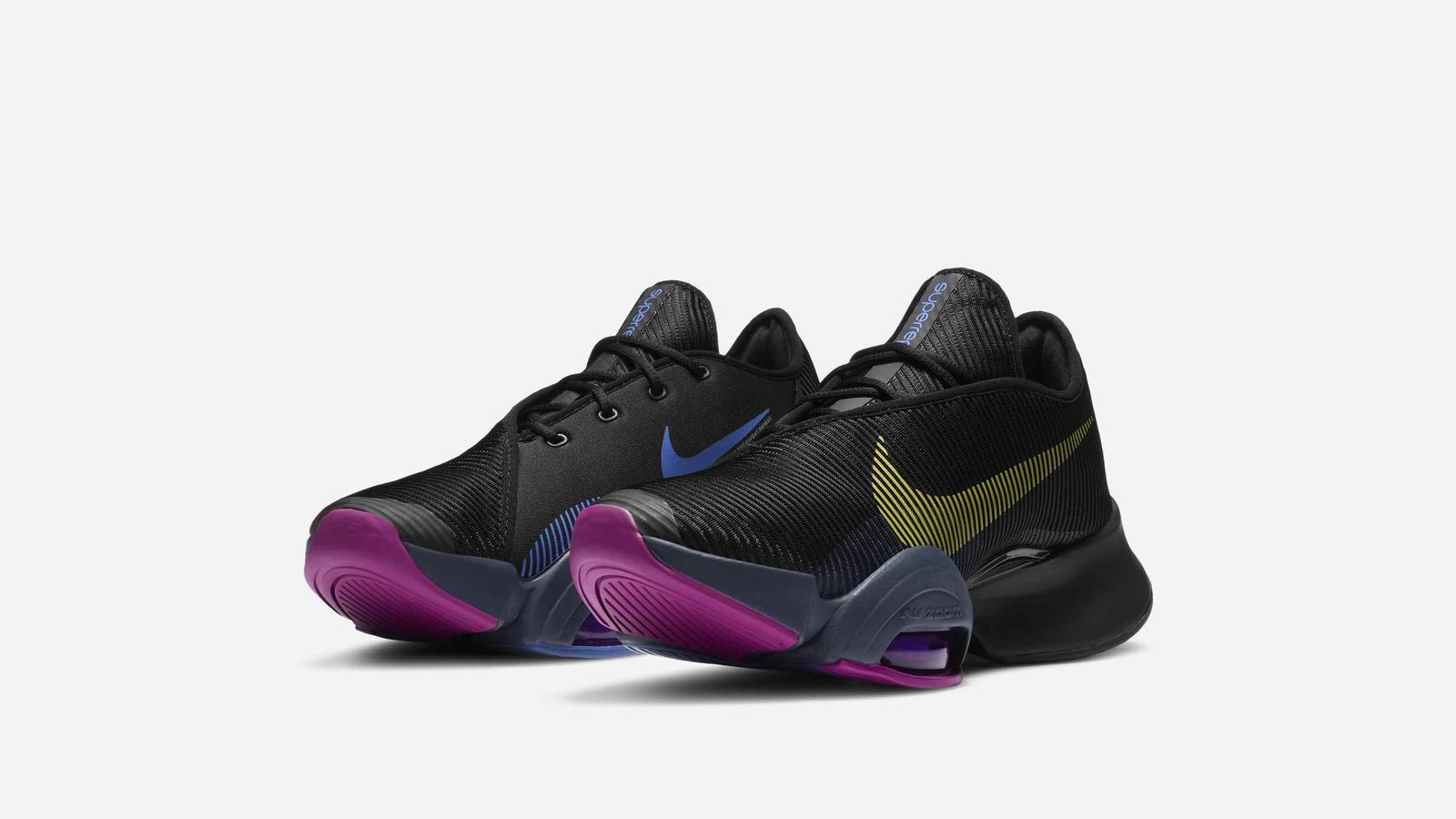 Nike Air Zoom SuperRep 2 Black