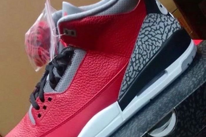 Air Jordan 3 Red Cement Ck5692 600 Release Dateleak