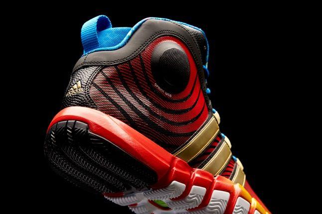 Adidas D Howard 4 First Look 8