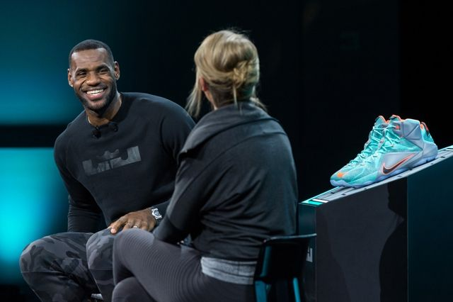 Nike Lebron 12 Official Unveil Graphics 6