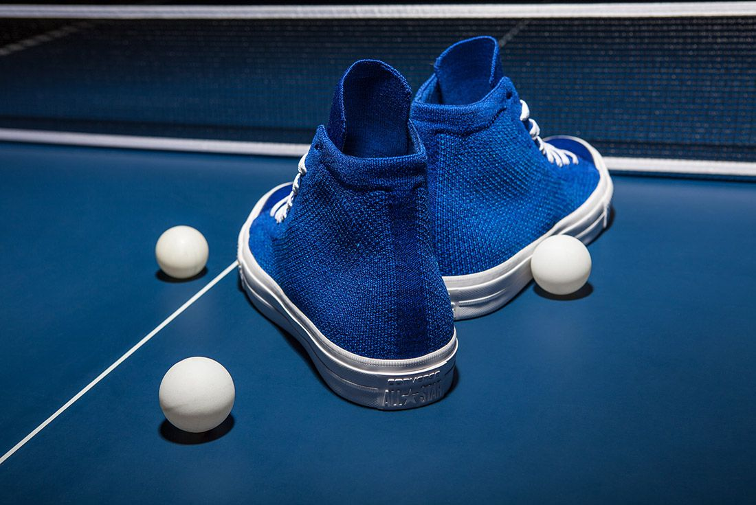 Cons Flyknit Blue 9554