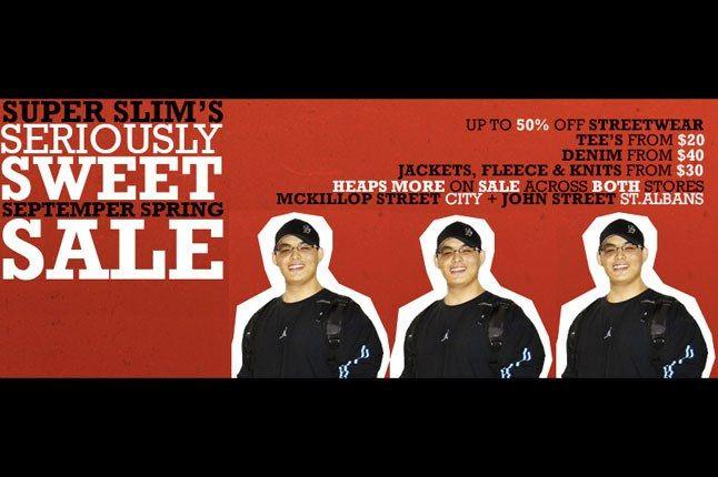 Saintside Sale 1