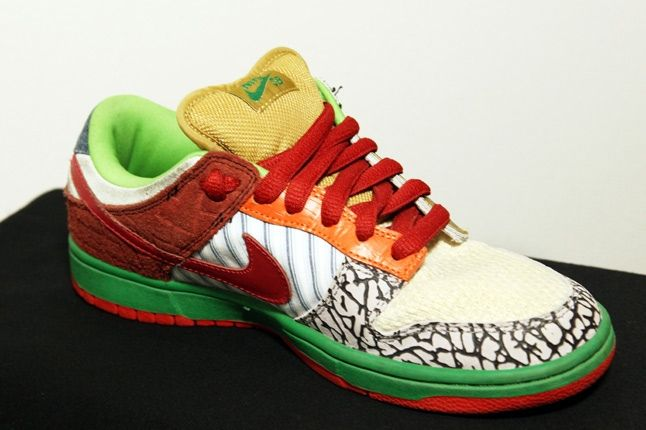 Franalations Nike Sb What The Dunk 2 1