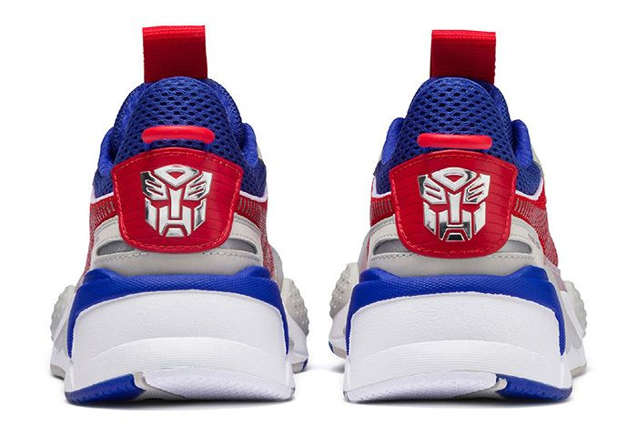 Transformers Puma Rs X 4