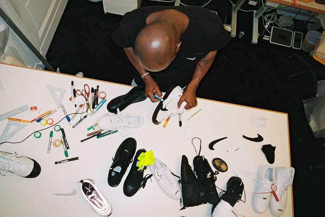Off White X Nike Top Ten Project 1