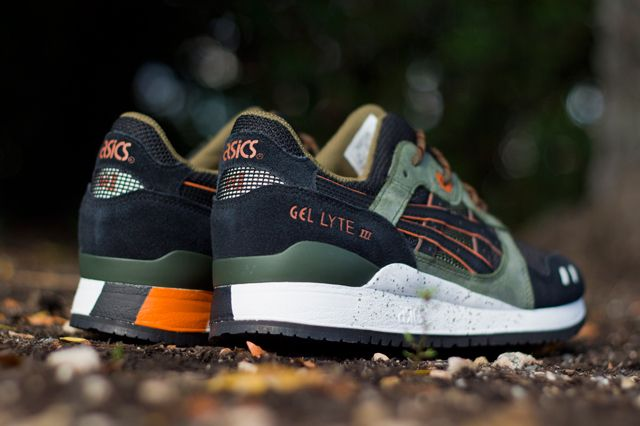 Asics Gel Lyte Iii Winter Trail 5