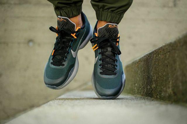Nike Kobe X Teal Bumper 1