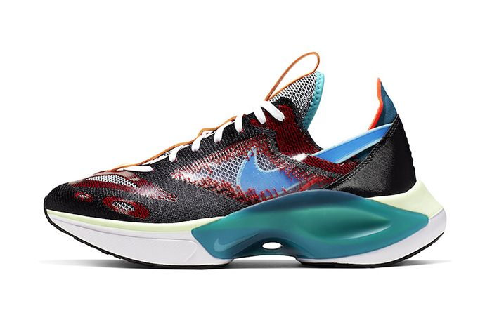 Nike D Ms X Dimsix Signal Fk Black Blue Hero At5405 001 Release Date Lateral