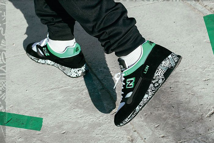 New Balance 1500 Virgin Money 1500 Side 2