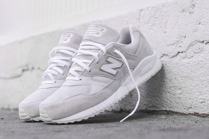 New Balance 530 Light Grey 2