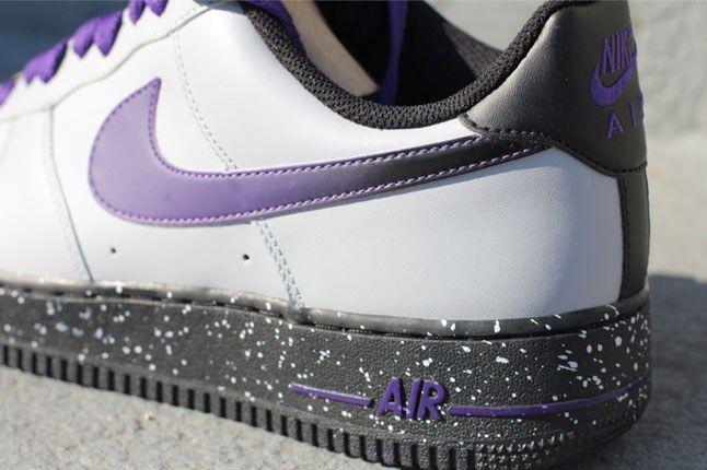 Nike Purple Swoosh 1