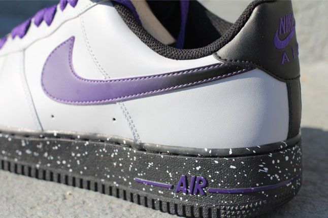 Nike Purple Swoosh 1