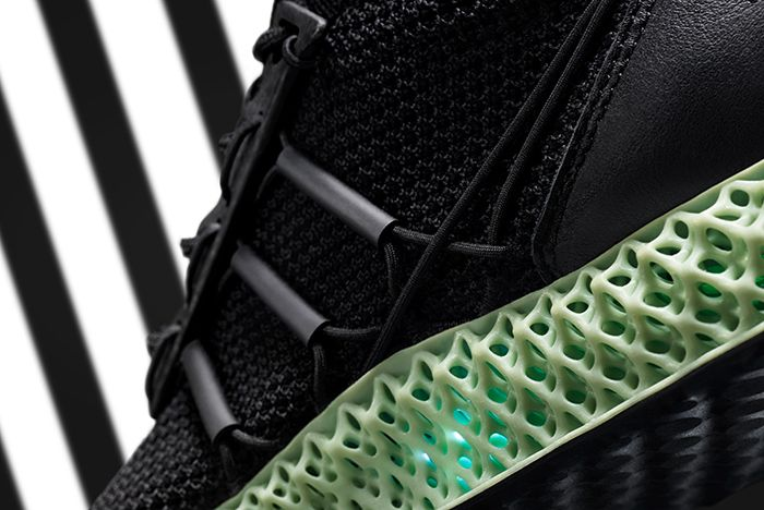 Adidas Y 3 Fw18 Runner 4 D 07