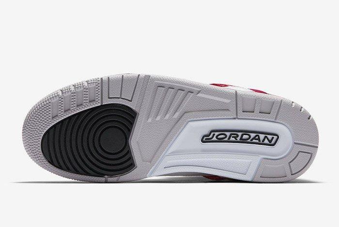 Air Jordan Spizike Gym Red White 6