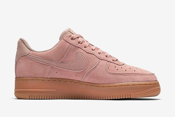 Nike Air Force 1 Low Particle Pink 4