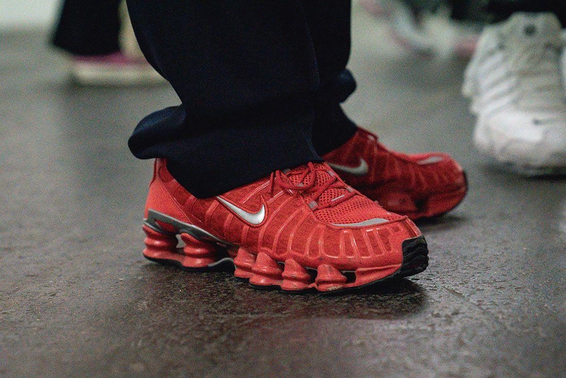 London Fashion Week Mens On Foot Sneaker Freaker Pics20