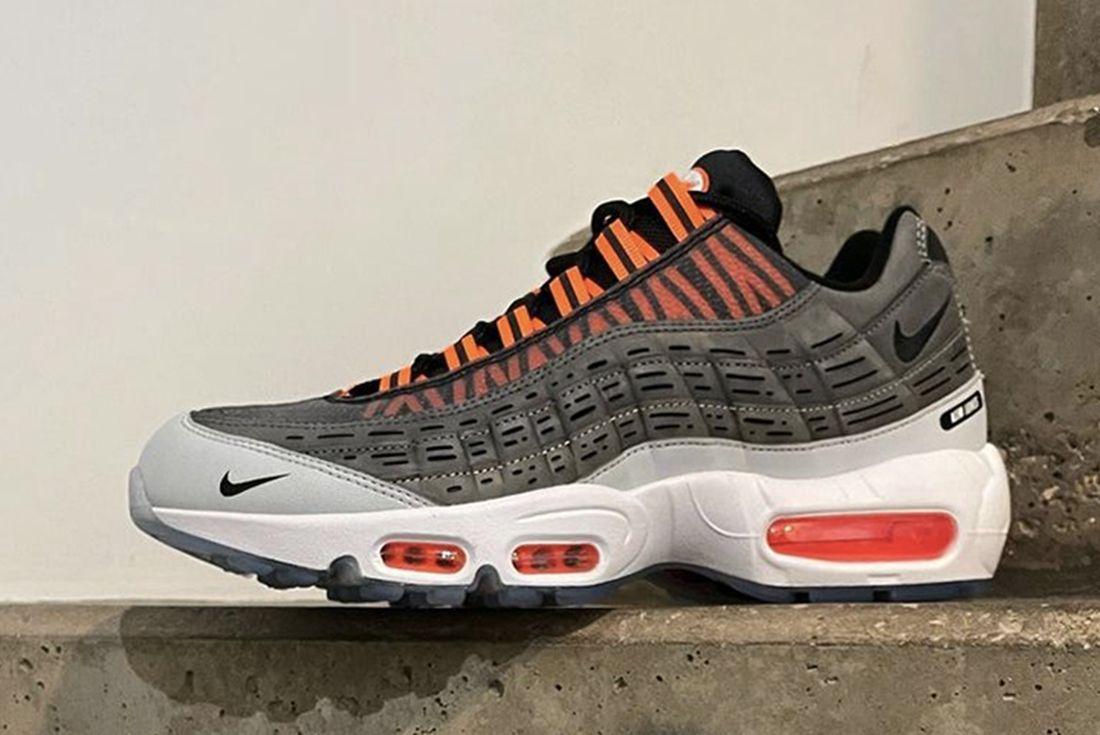 Kim Jones Unveils His Nike Air Max 95 Collaboration - Sneaker Freaker