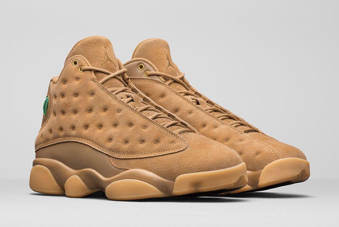 Air Jordan 13 Wheat 1
