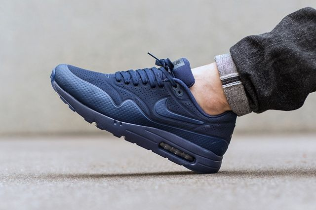 Nike Air Max 1 Ultra Moire Navy 5
