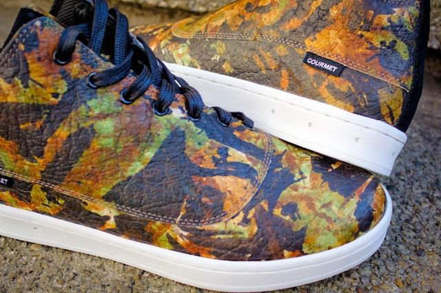 Gourmet Fall 2013 Delivery Camo Collection 2