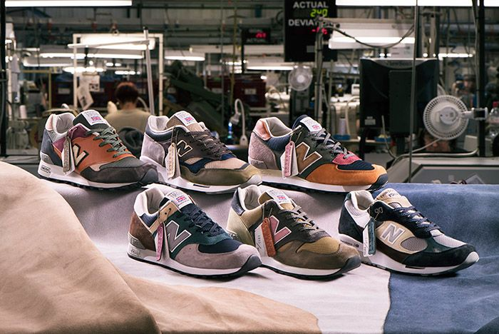 New Balance Nb Made In England Surplus Pack Small